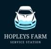 Hopleys Farm Service Station logo