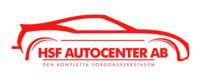 HSF Autocenter AB logo