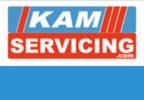 KAM Servicing Ambergate logo