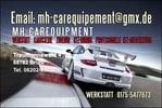 MH Car Equipement logo