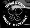 Torque Is Cheap (Mobile Mechanic) logo