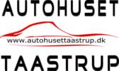 Autohuset Taastrup ApS - Vi fortsætter med at holde Danmark kørende logo