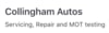 Collingham Autos logo