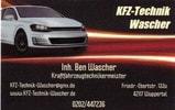 Kfz-Technik Wascher logo
