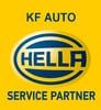 KF Auto - Hella Service Partner logo