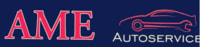 AME Autoservice Bilverkstad logo