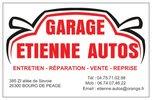GARAGE ETIENNE AUTOS logo