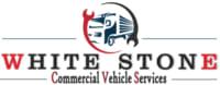 White Stone CVS logo