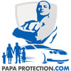 Garage Papa Protection logo