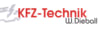 Kfz-Technik-Dieball logo