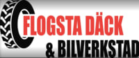 Flogsta Däck & bilverkstad logo