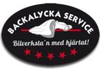Backalycka Service AB - Godkänd Bilverkstad logo