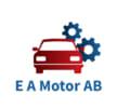 E A Motor AB logo
