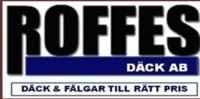 Roffes Däck AB - Superdäck logo
