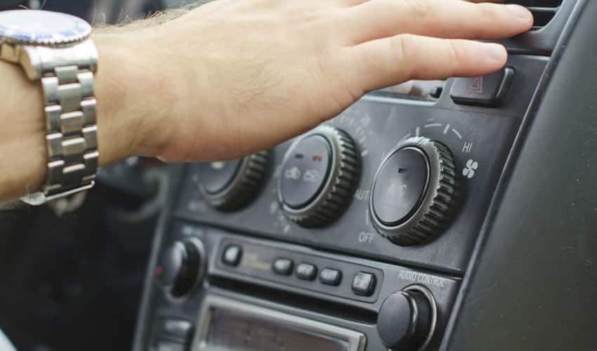 klimaanlage wartung klimaservice auto