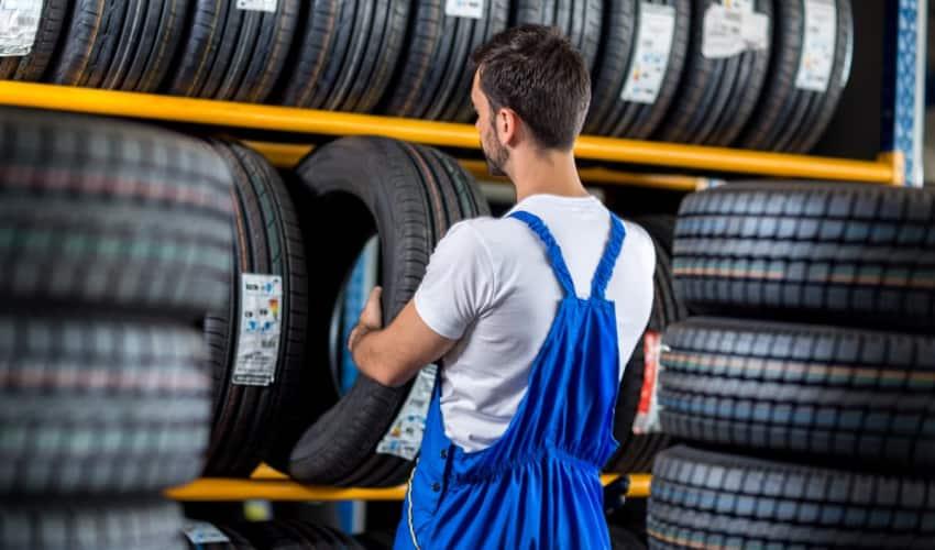 Dækopbevaring og korrekt opbevaring af dæk
