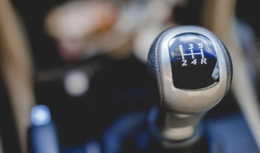 Problemer med gearkassen eller gearskiftet i bilen