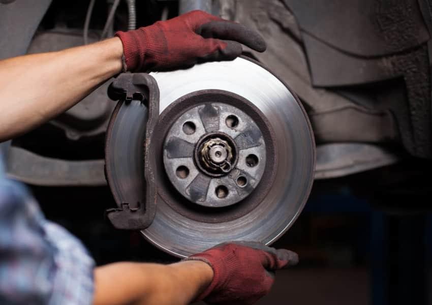 Reparatur für Bremsen und Bremsklötze