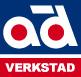 RF Bilservice - AD Bilverkstad logo