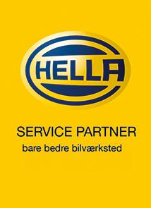 Autocentret - Hella Service Partner logo