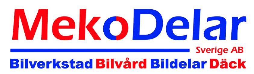 Mekodelar Sverige AB logo