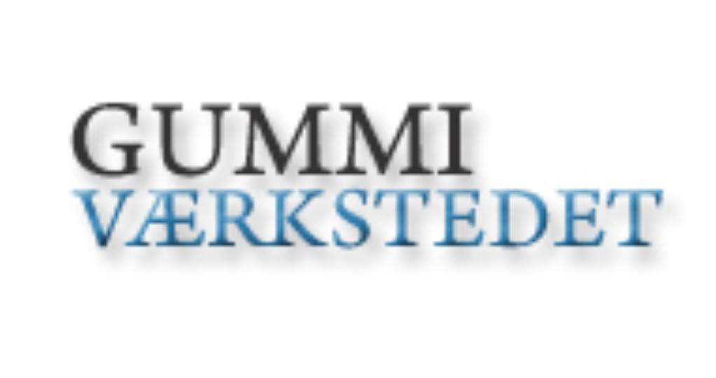 Gummiværkstedet logo