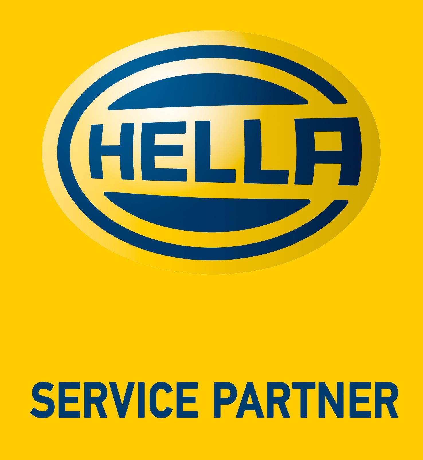 Højfyns Bilcenter ApS - Hella Service Partner logo