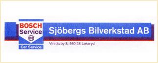 Sjöbergs Bilverkstad AB logo
