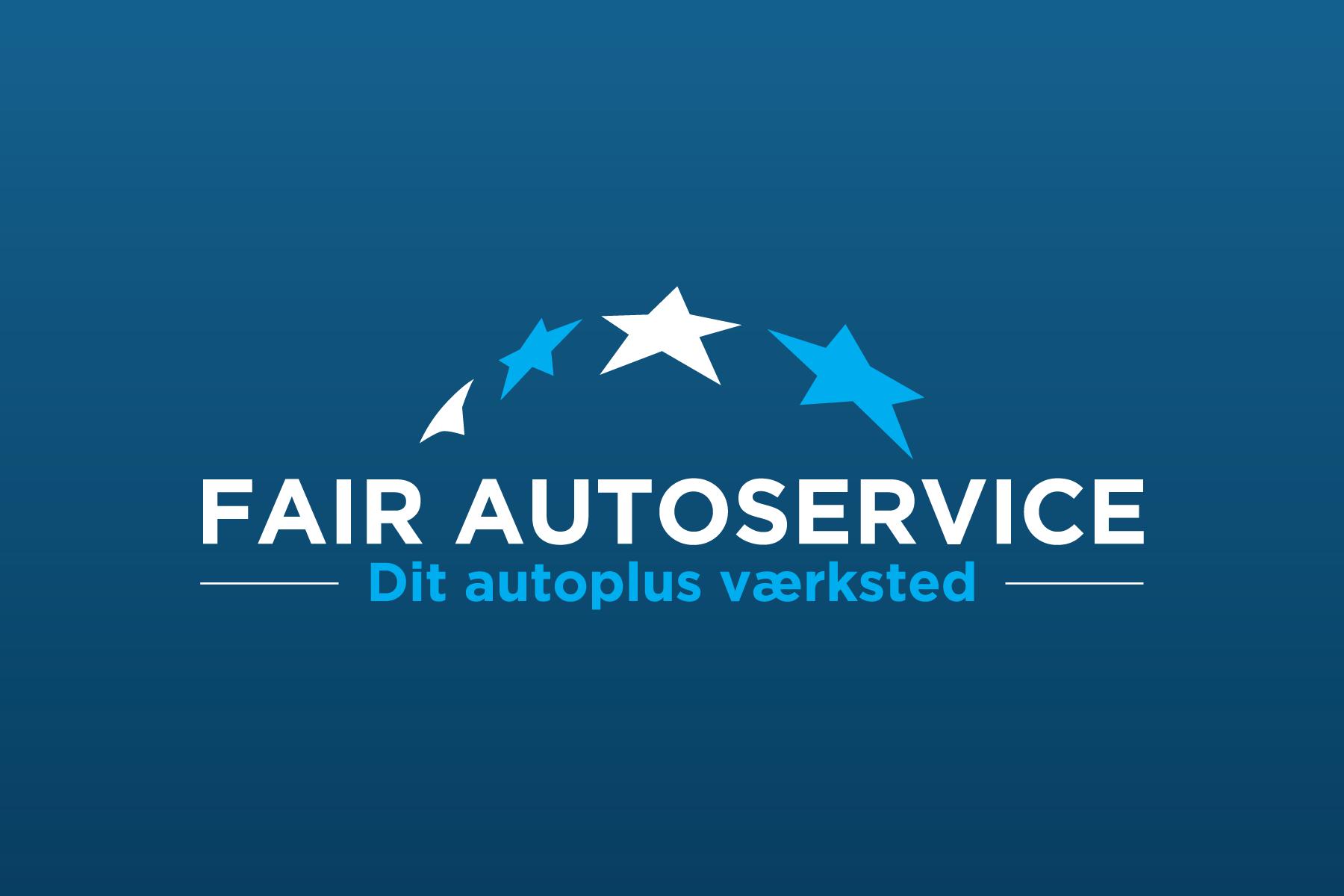Fair AutoService ApS - AutoPlus logo