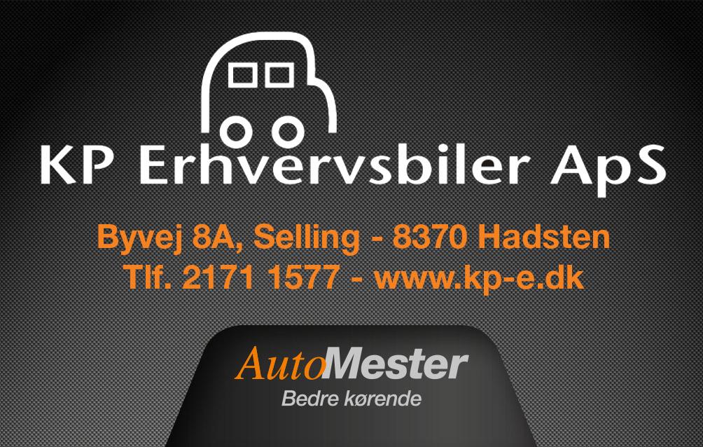 KP Erhvervsbiler ApS - AutoMester logo