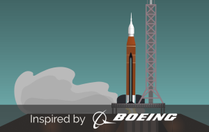 Build a Rocket Inspired by SLS