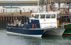 Build a Buoyant Catamaran