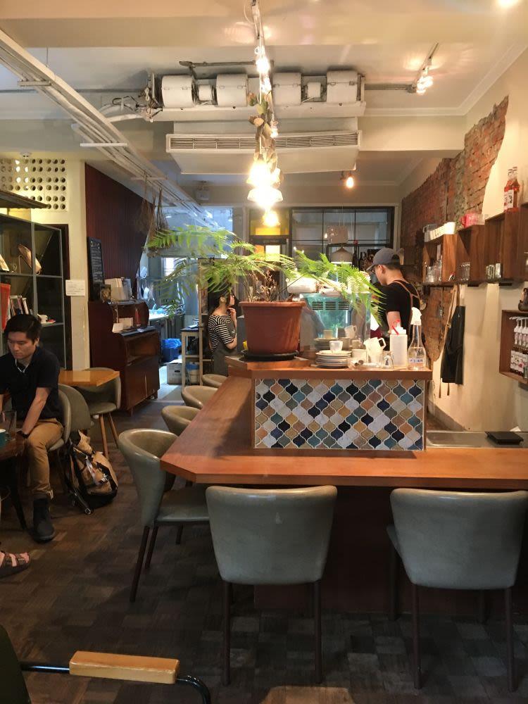 中山站老屋咖啡廳 光一敘集