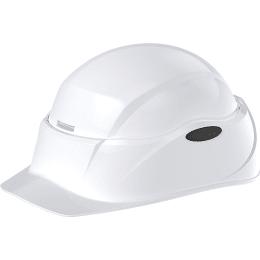 防災用ヘルメット クルボ ホワイト 401-473