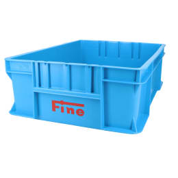 Fine中仕切コンテナー ブルー 本体のみ TC-1 PP製