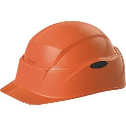 防災用ヘルメット クルボ オレンジ 401-474