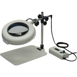 LED照明拡大鏡 LSKワイド-B4×AR
