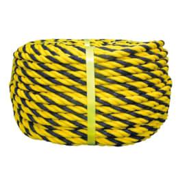 標識ロープ PE製 φ9×100m 400-900
