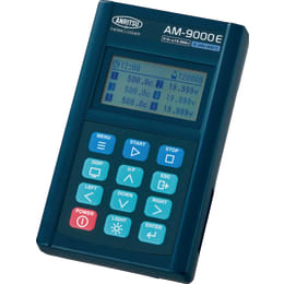 メモリ付き温度計サーモロガー AM-9000K