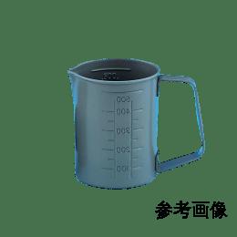 Fine手付ビーカー ETFEコーティング 2000mL 目盛付