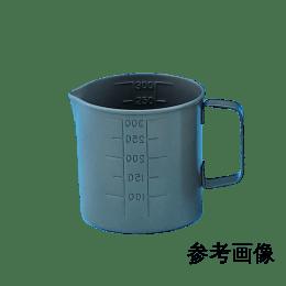 Fine手付ビーカー ETFEコーティング 200mL 目盛付