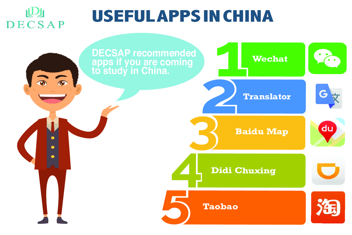 DECSAP Dansunny Educational Consult | Study in China | Find