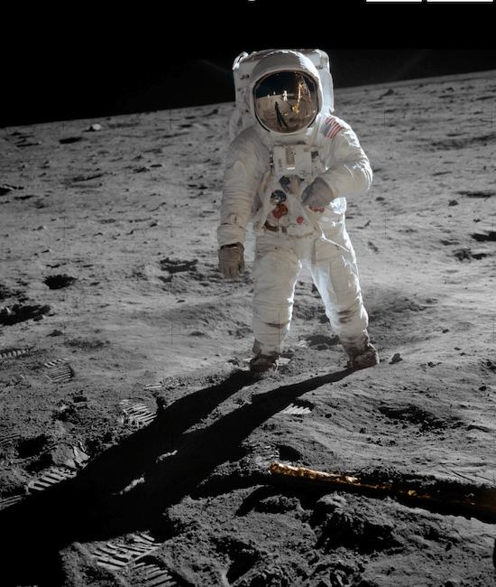 Apollo 11 Website Screenshot