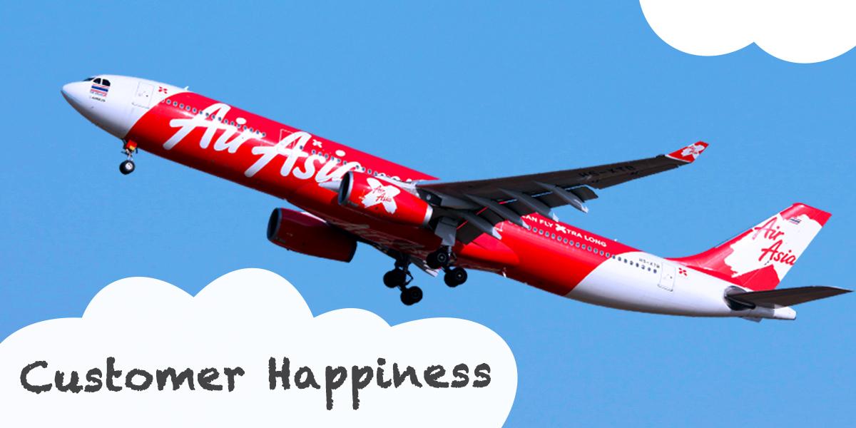 AirAsia用Salesforce進行客戶服務大改革
