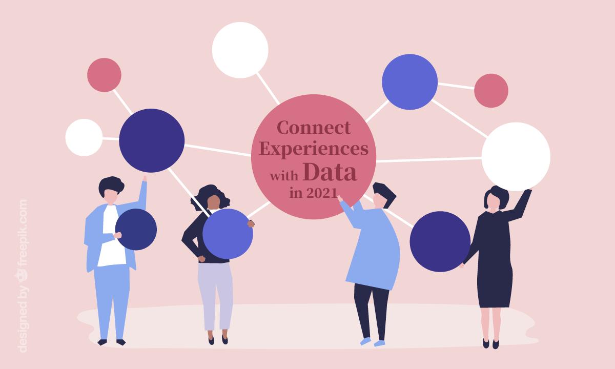 2021數位轉型趨勢:以全面資料整合做到連貫性體驗