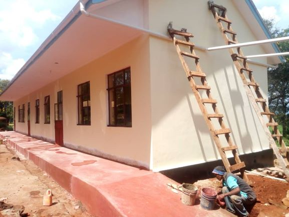 6.23 - Project 2021 - Majengo Primary School - School under construction.jpg
