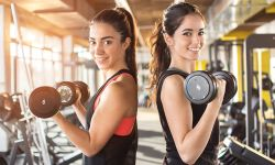 How To Look More Attractive While Working Out