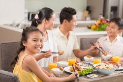 5 Lợi Ích Của Việc Dùng Bữa Với Gia Đình Hằng Ngày