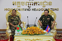 General Samdech Techo Hun Sen told...