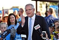 Scott Morrison Returns to Australian...